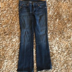 7 for all mankind bootcut jeans28